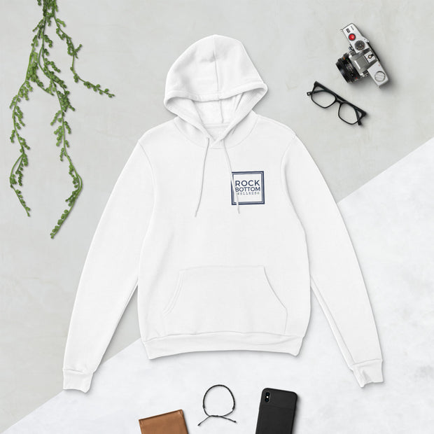 Rock Bottom Wellness Soft Hoodie