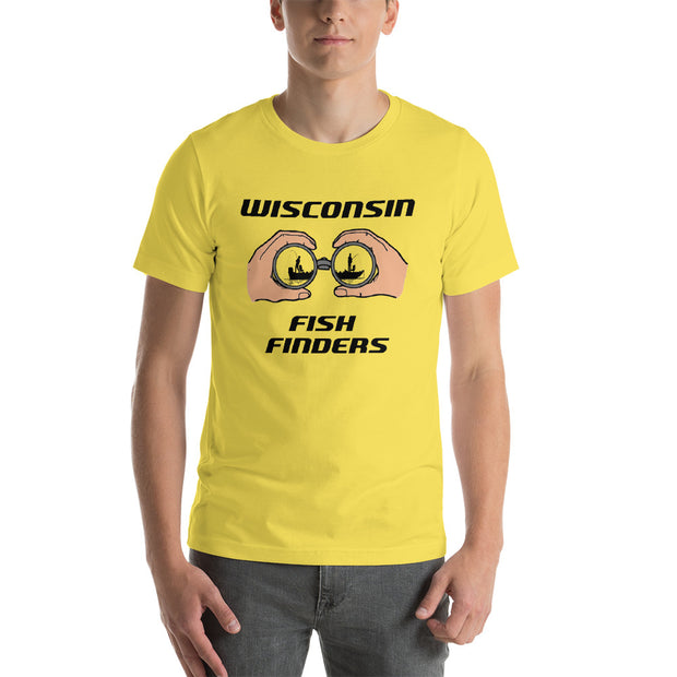 Wisconsin Fish Finders T-Shirt