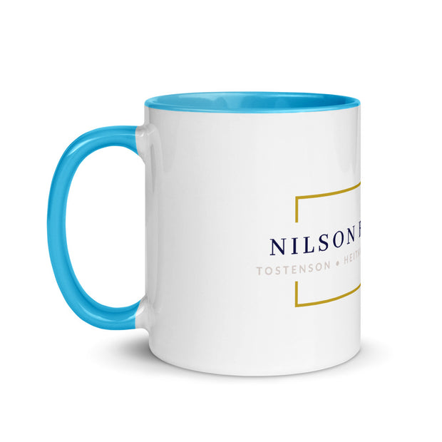 Nilson-Brand Law Mug W/Color