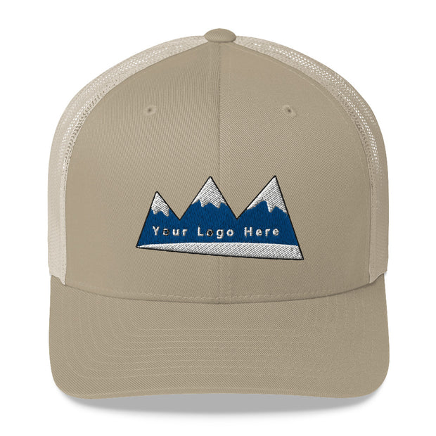 ADDITIONAL MOCKUP  -- Trucker Cap