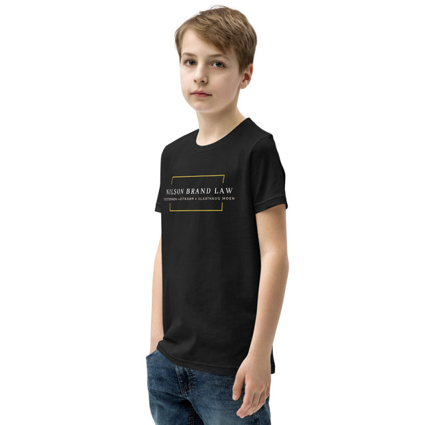 Nilson-Brand Law Youth Unisex Cotton T-shirt