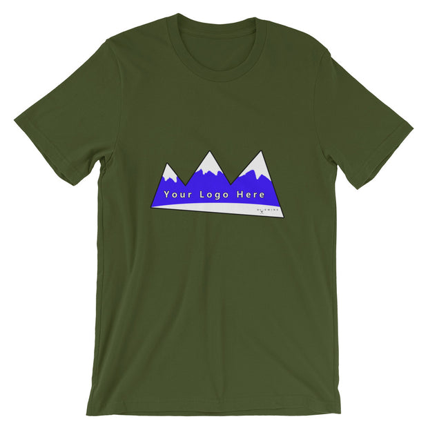 ADDITIONAL MOCKUP -- Bella + Canvas 3001 | Short-Sleeve Unisex T