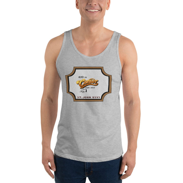 420 To Center Tank Top