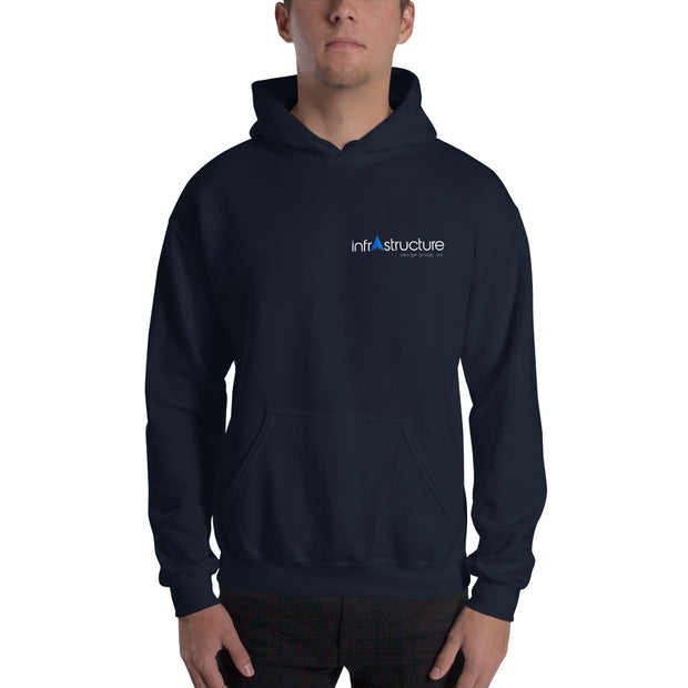 Infrastructure Design Group Heavy Blend Unisex Hoodie