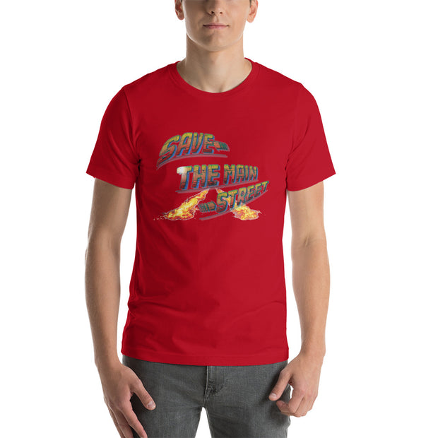 Save Main Street Fund Raising T-Shirt