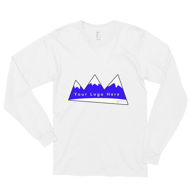 ADDITIONAL MOCKUP -- American Apparel Cotton |  Long sleeve