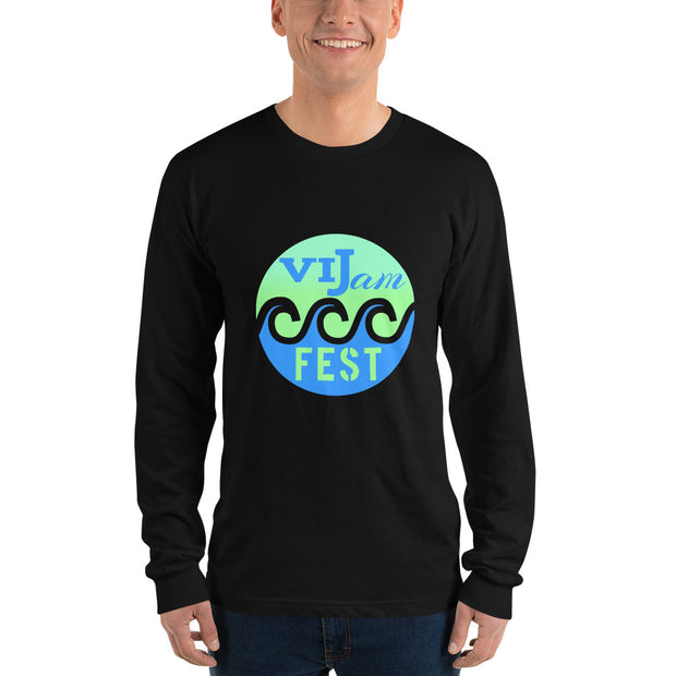 Cruz Bay Music VI Jam Fest Long Sleeve