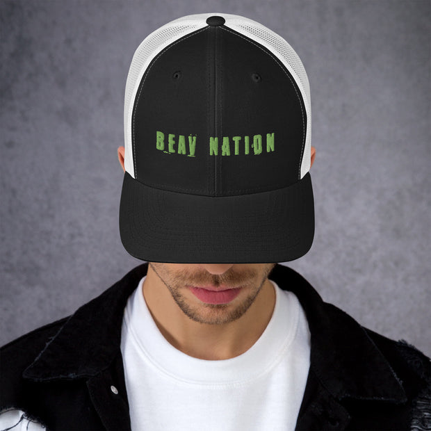 Beav Nation Trucker Cap