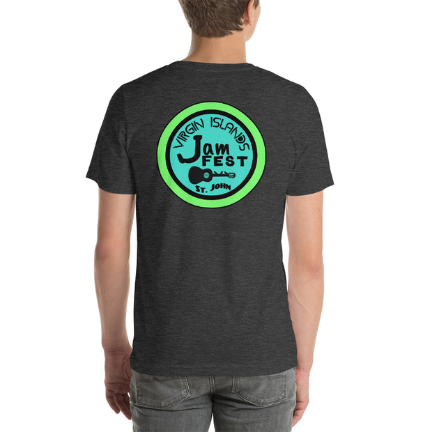 Cruz Bay Music VI Jam Fest Cotton T-Shirt