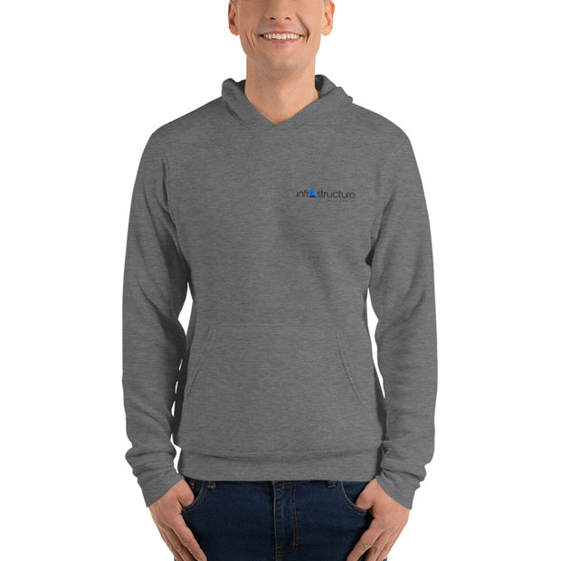 Infrastructure Design Group Lightweight Hoodie