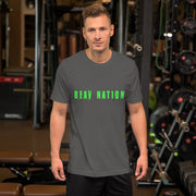 Beav Nation Short-Sleeve Unisex T-Shirt