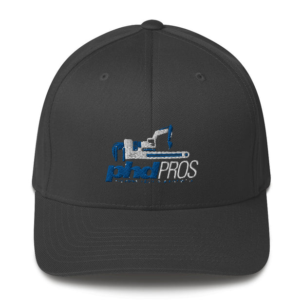 phd Pros Fitted Cap