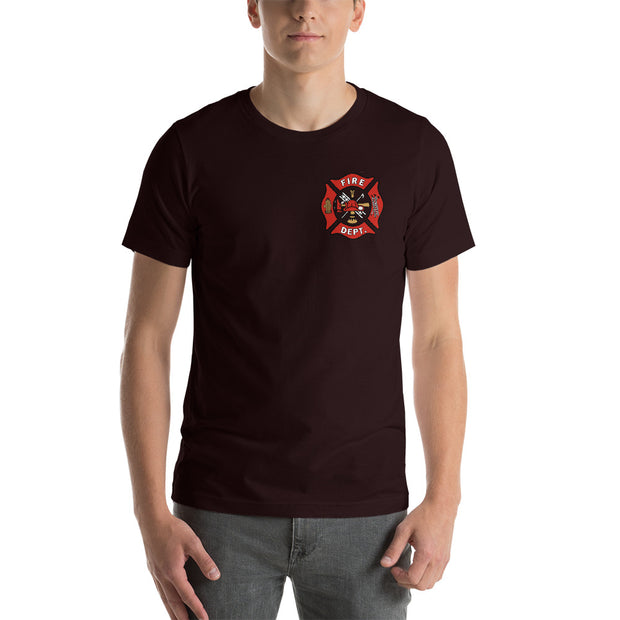 Portland Fire Dept. Cotton T-Shirt