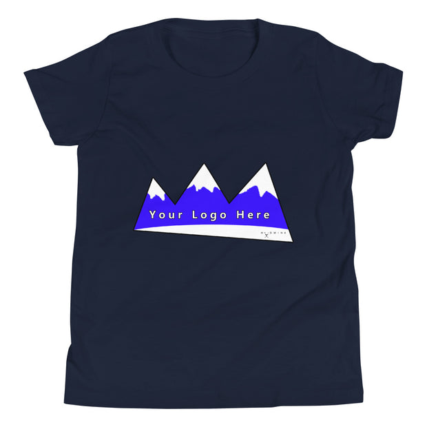 ADDITIONAL MOCKUP -- Youth Short Sleeve T-Shirt