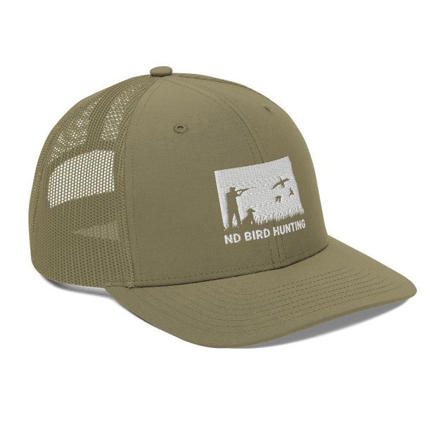 ND Bird Hunting Trucker Cap