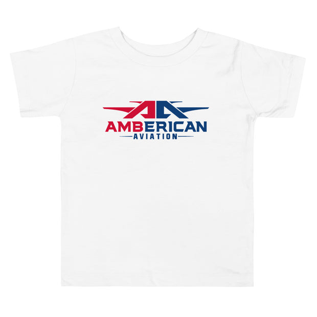 Amberican Aviation Toddler Short Sleeve Tee