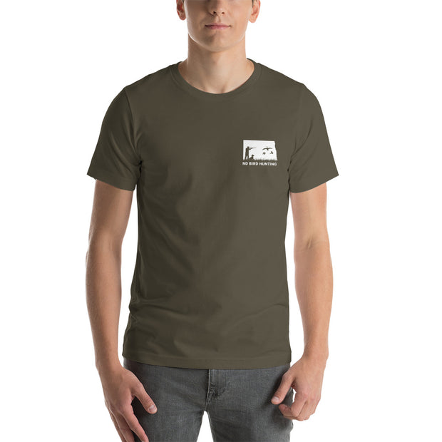 ND Bird Hunting Short-Sleeve Unisex T-Shirt