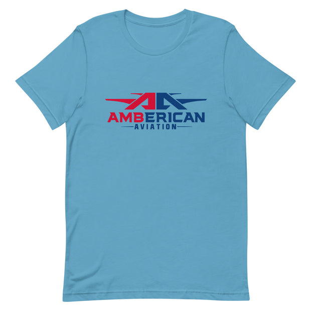 Amberican Aviation Short-Sleeve Unisex T-Shirt