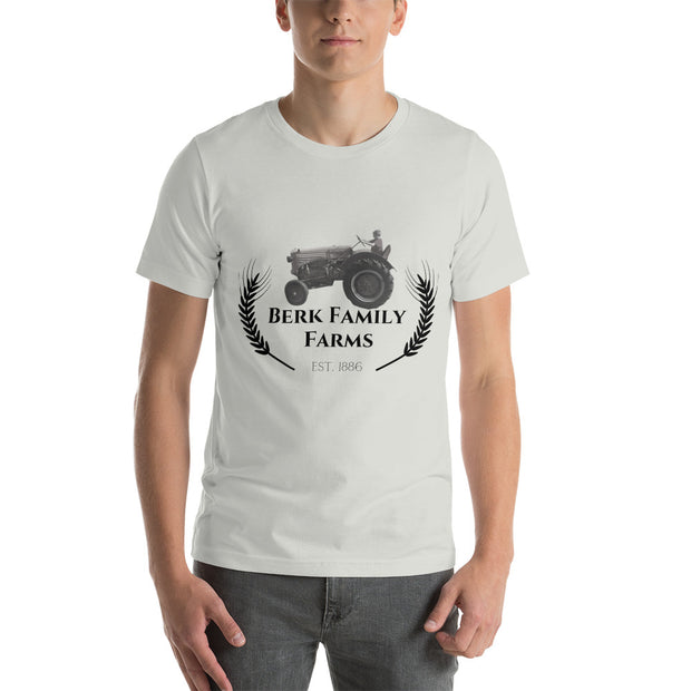 Berk Family Farms Short-Sleeve Unisex T-Shirt