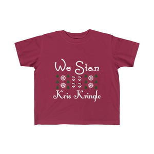 Stan Kris Kringle: Kid's Tee