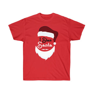 I Stan Santa Head: Adult Tee - Unisex