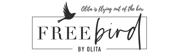 Olita Is Flying Out of the Box... Welcome Free Bird By Olita