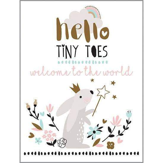 Baby & New Home Cards