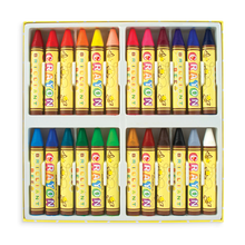 Load image into Gallery viewer, Brilliant Bees Crayons: Set of 24