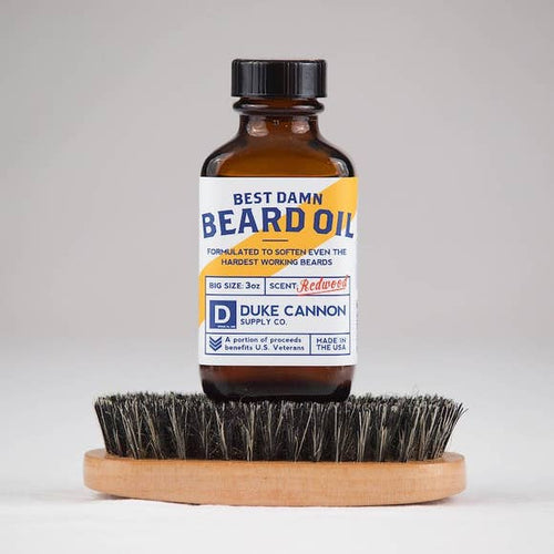 Beard Oil: 2 Scents