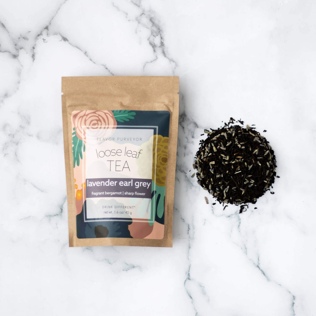 Loose Leaf Teas: Multiple Flavors