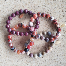 Load image into Gallery viewer, Beaded bracelets by Jessica