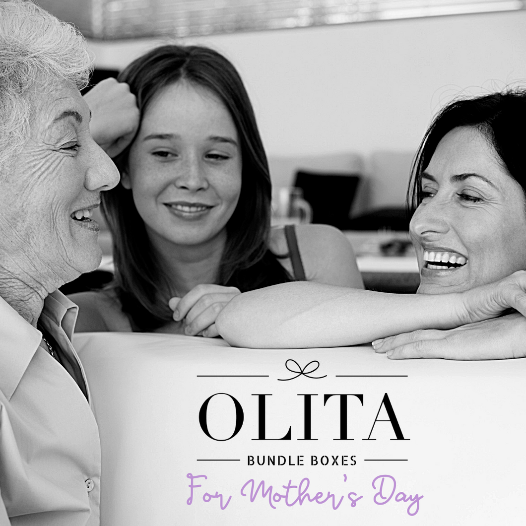 Olita Bundle Boxes for Mother's Day