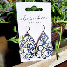 Load image into Gallery viewer, Tear Drop Earrings: Multiple Styles