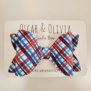 Sadie Bow Clips
