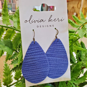 Tear Drop Earrings: Multiple Styles