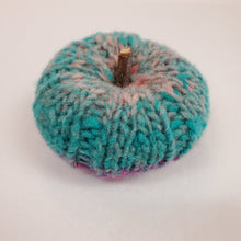 Load image into Gallery viewer, Handmade Knit Pumpkins