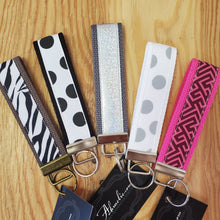 Load image into Gallery viewer, Handmade Key Fobs: Multiple Designs