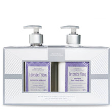Load image into Gallery viewer, Hand Wash & Lotion Sink Set w/ Porcelain Tray: Multiple Scents!