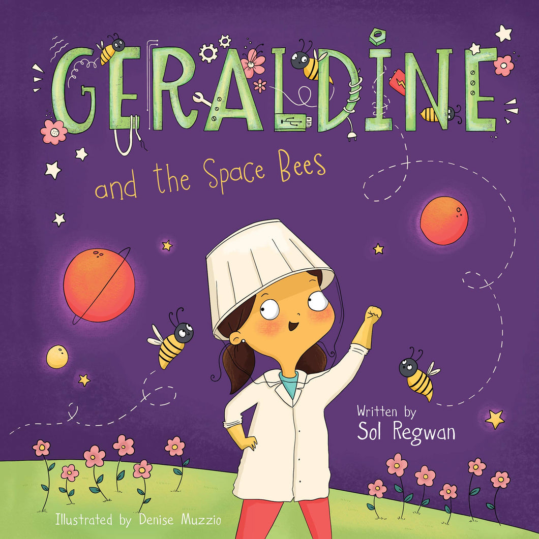 Geraldine and the Space Bees Book