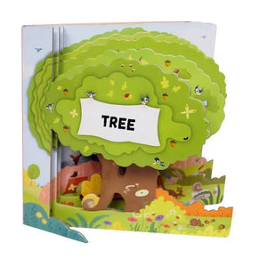 Wellspring - Tree Layered Board Book