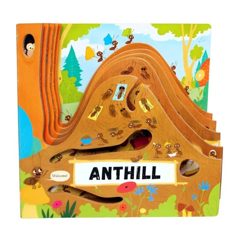 Layered Board Books: Multiple Titles