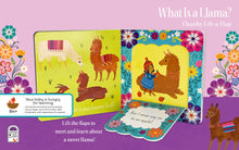 Load image into Gallery viewer, What is a Llama? (Lift-A-Flap) Book