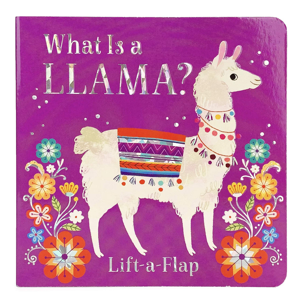 What is a Llama? (Lift-A-Flap) Book