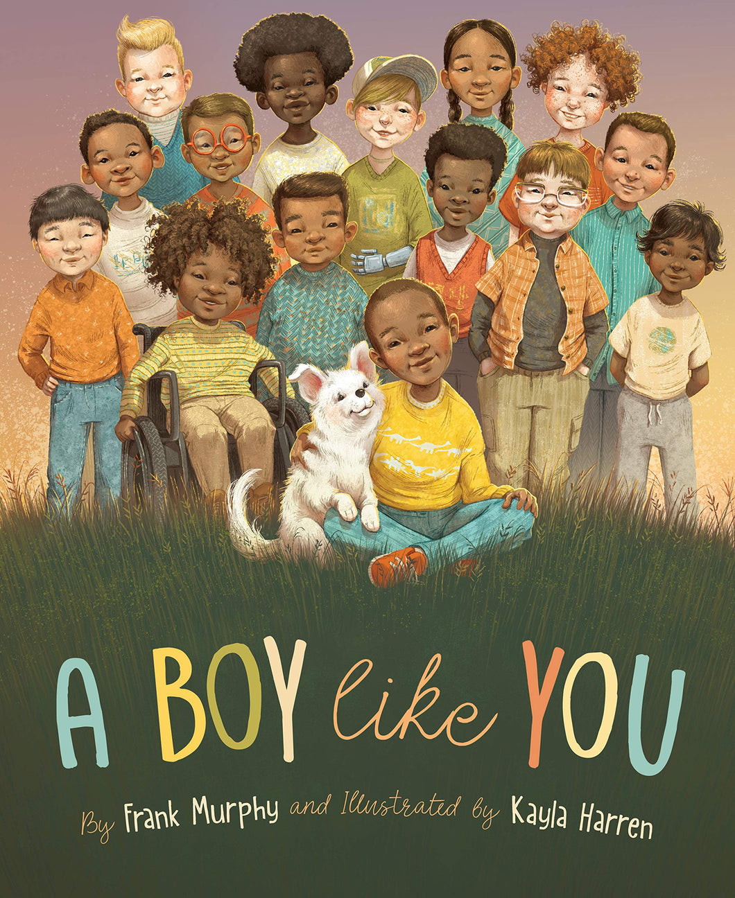A Boy like You Book