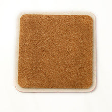 Load image into Gallery viewer, Embossed Leather Coasters