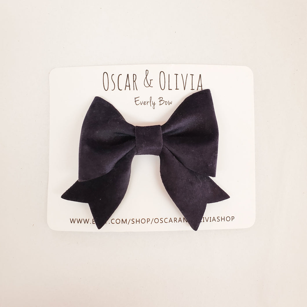 Everly Bow Clips