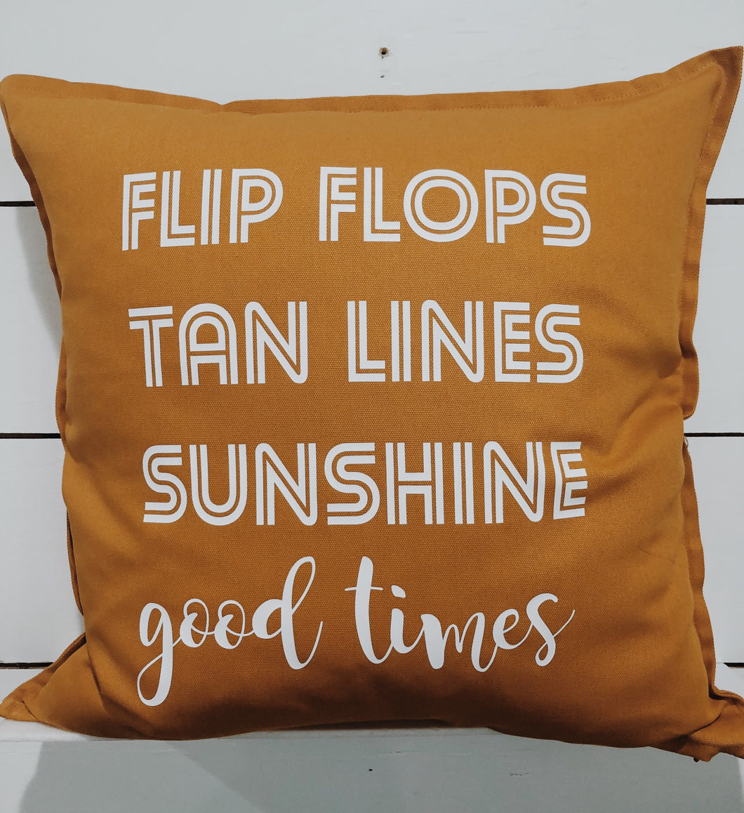 Decorative Quote Pillows