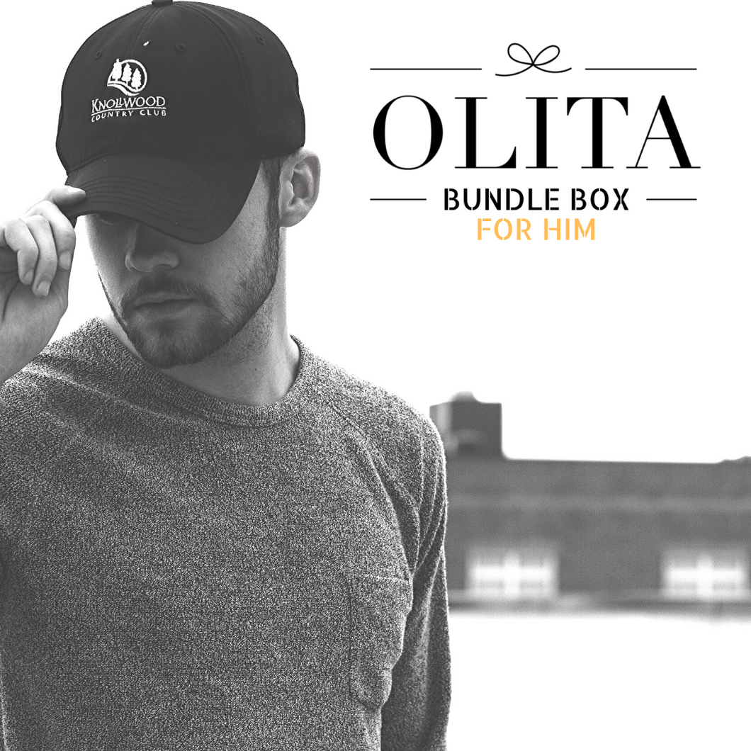 Olita Bundle Box for Him