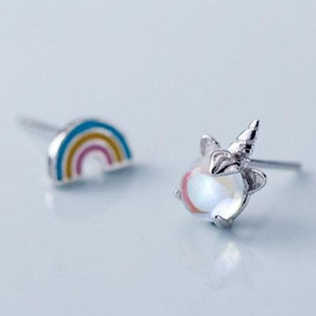 Frank Designs: Unicorn Magic Studs
