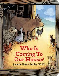 Who Is Coming To Our House Book